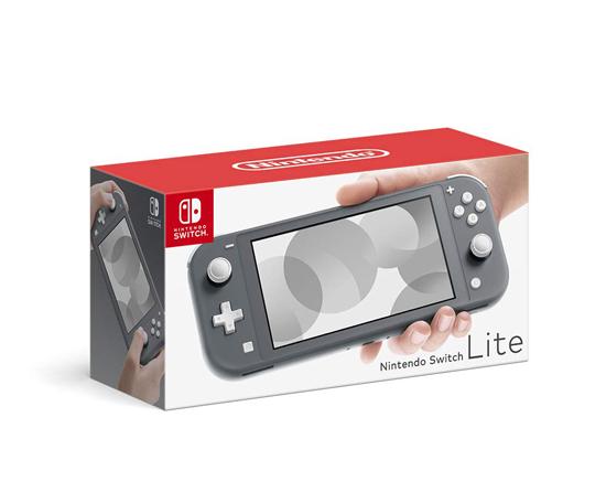任天堂 Nintendo Switch Lite(ニンテンドースイッチ ライト) HDH-S-GAZAA グレー_画像1