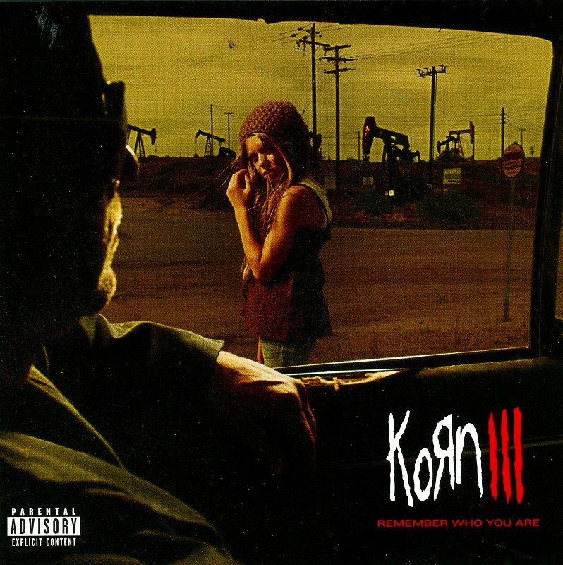 ◆◆KORN◆KORN Ⅲ REMEMBER WHO YOU ARE 2010年作 コーンⅢ リメンバー・フー・ユー・アー 即決 送料込◆◆