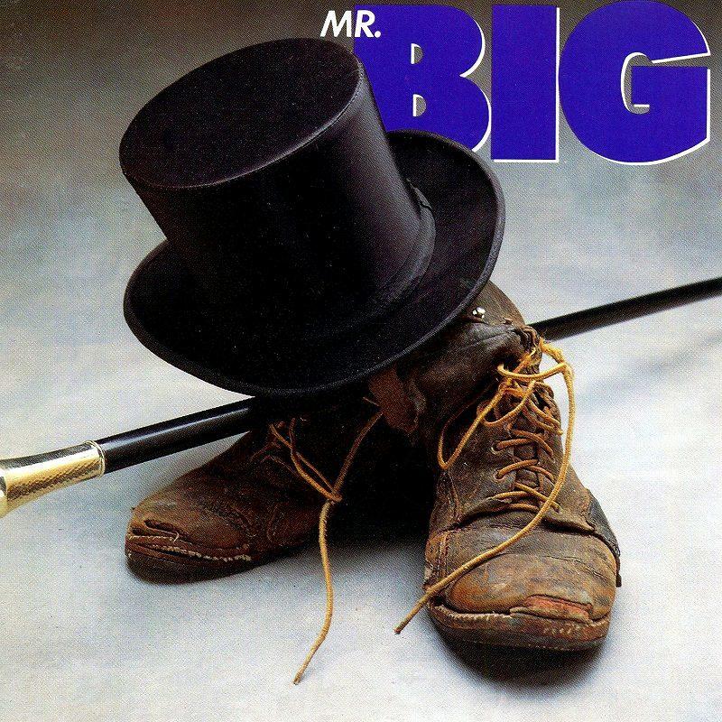 ◆◆MR. BIG◆MR. BIG 89年作 1st デビュー作 即決 送料込◆◆