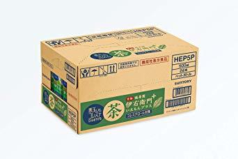 サントリー 伊右衛門プラス コレステロール対策 お茶 500ml ×24本 機能性表示食品_画像2