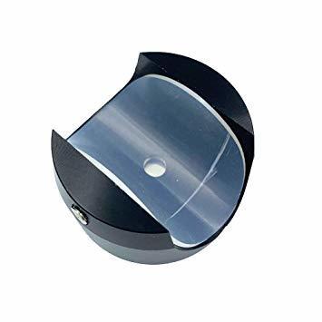 黒(HH) VISPREA バイク 時計 防水 夜光機能 22mm~25mmハンドル適用 アナログ時計 夜光 ダイヤル時計 オー_画像3