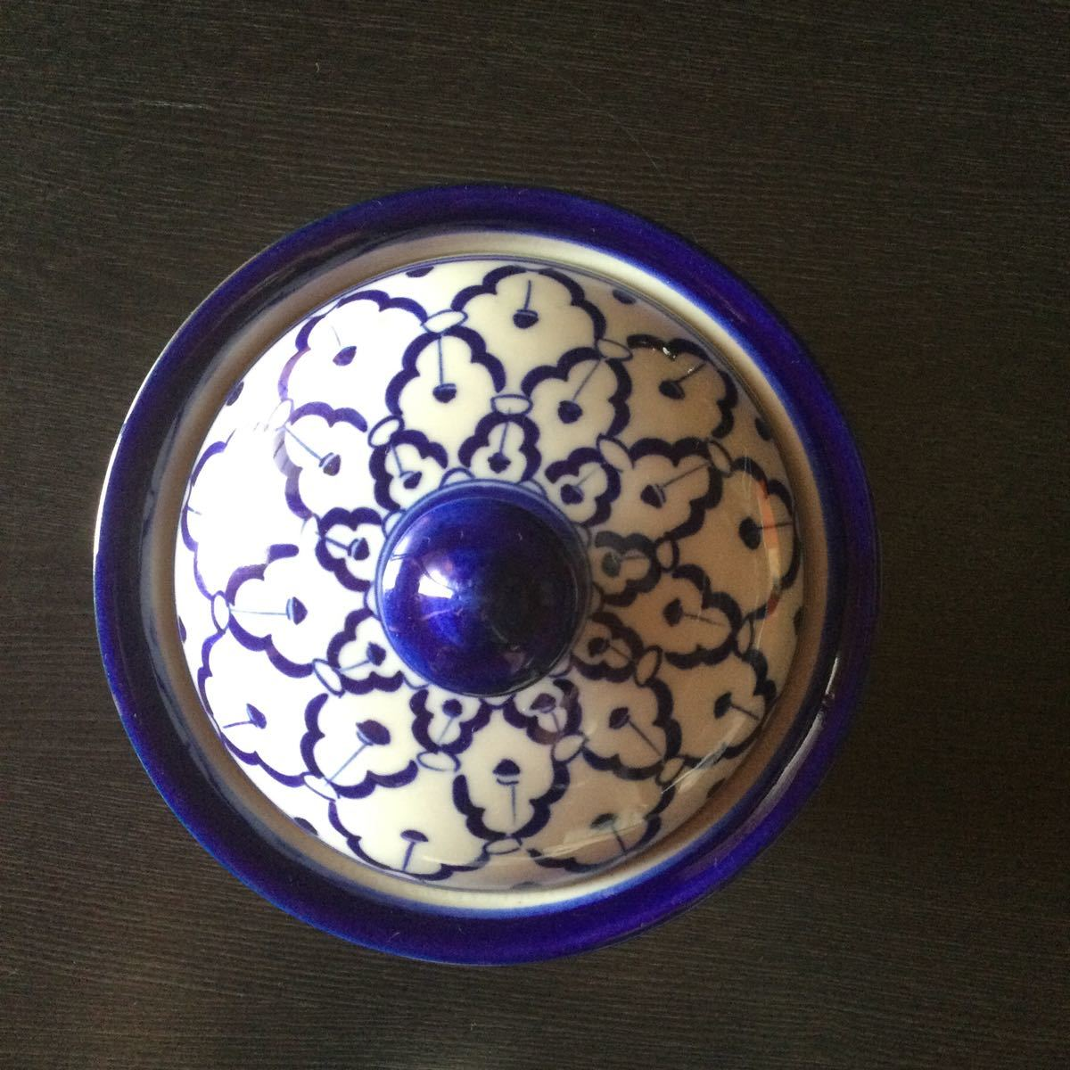 蓋付き陶器 3点セット
