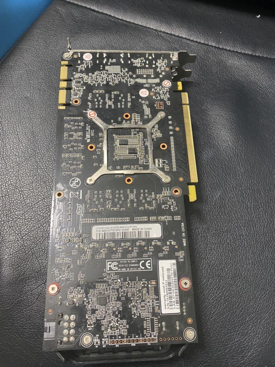 GeForce GTX1070Ti DUAL 8G GDDR5 256bit _画像5