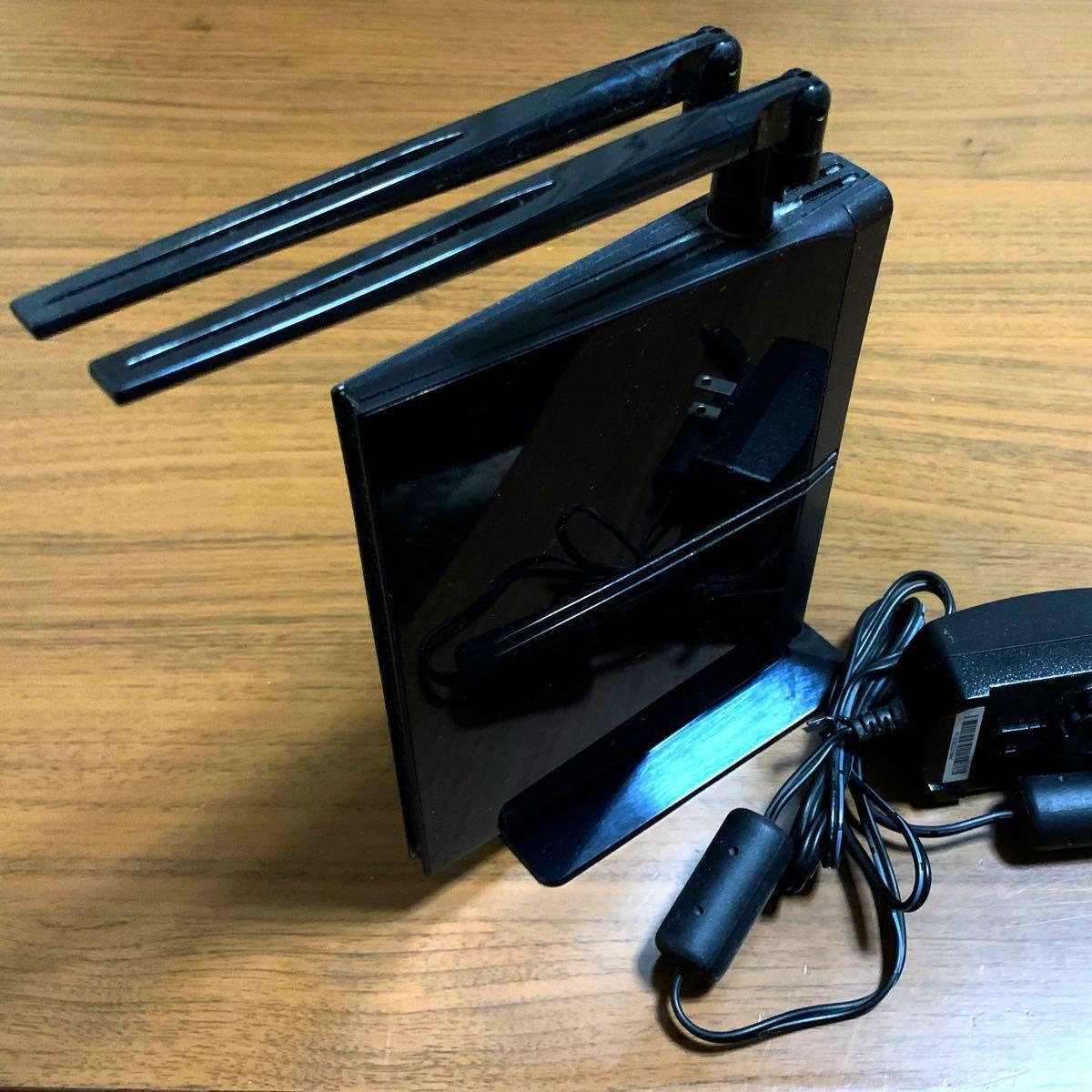 無線LANルーター】Logitec製LAN-WH3000N/DR