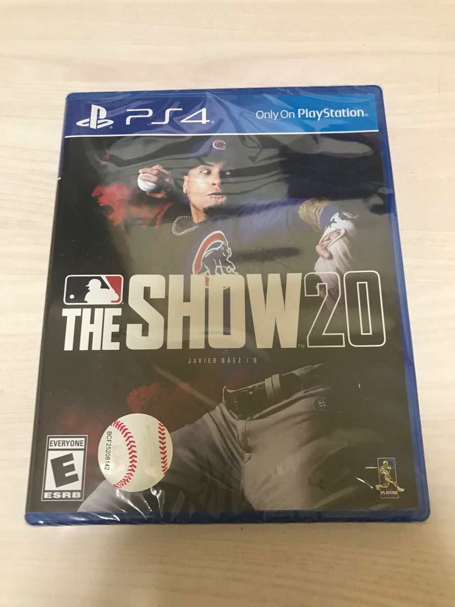 PS4 THE SHOW20 新品未使用