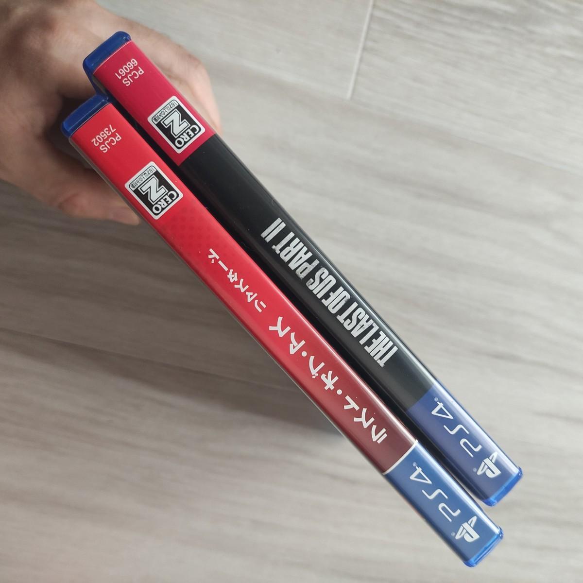 ラストオブアス PS4 THE LAST OF US リマスター、2