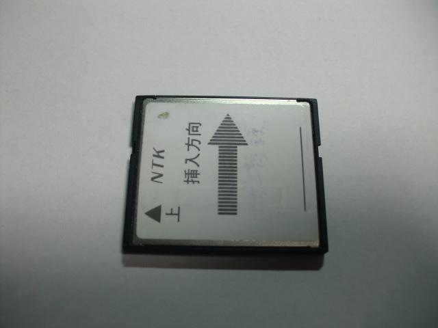 I・O DATA コンパクトフラッシュ 64MB メガバイト Compact Flash フォーマット済み 送料63円(ミニレター) CFカード_画像2
