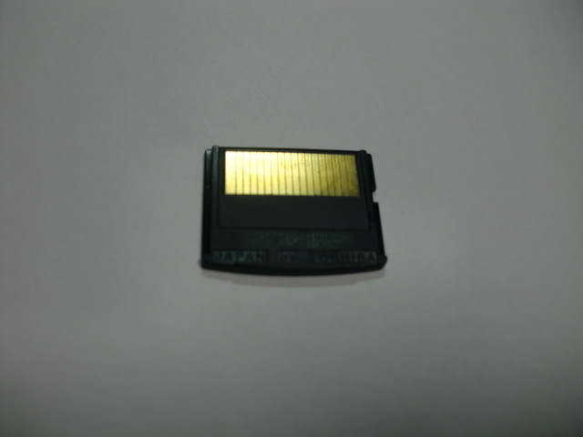 OLYMPUS XD card 128MB XD Picture card format ending postage 63 jpy