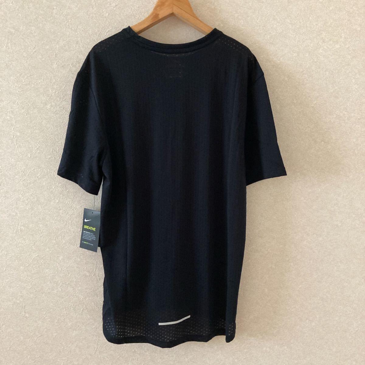 NIKE ナイキ ランニングTシャツ ライズ365 メンズS 定価5500円税込