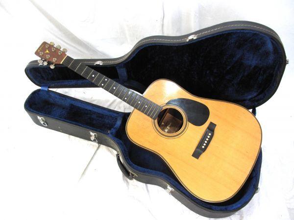 1000円スタート クラシックギター K yairi MODEL NO.YW400 ANNE 1973 ヤイリ ハードケース付 弦楽器 FF30024★