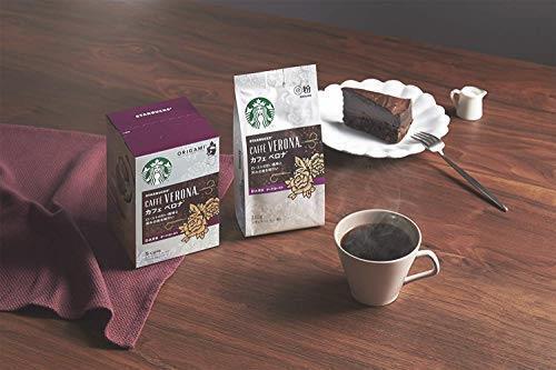 スターバックス オリガミドリップコーヒー カフェベロナ 6OZ54A491484_画像6