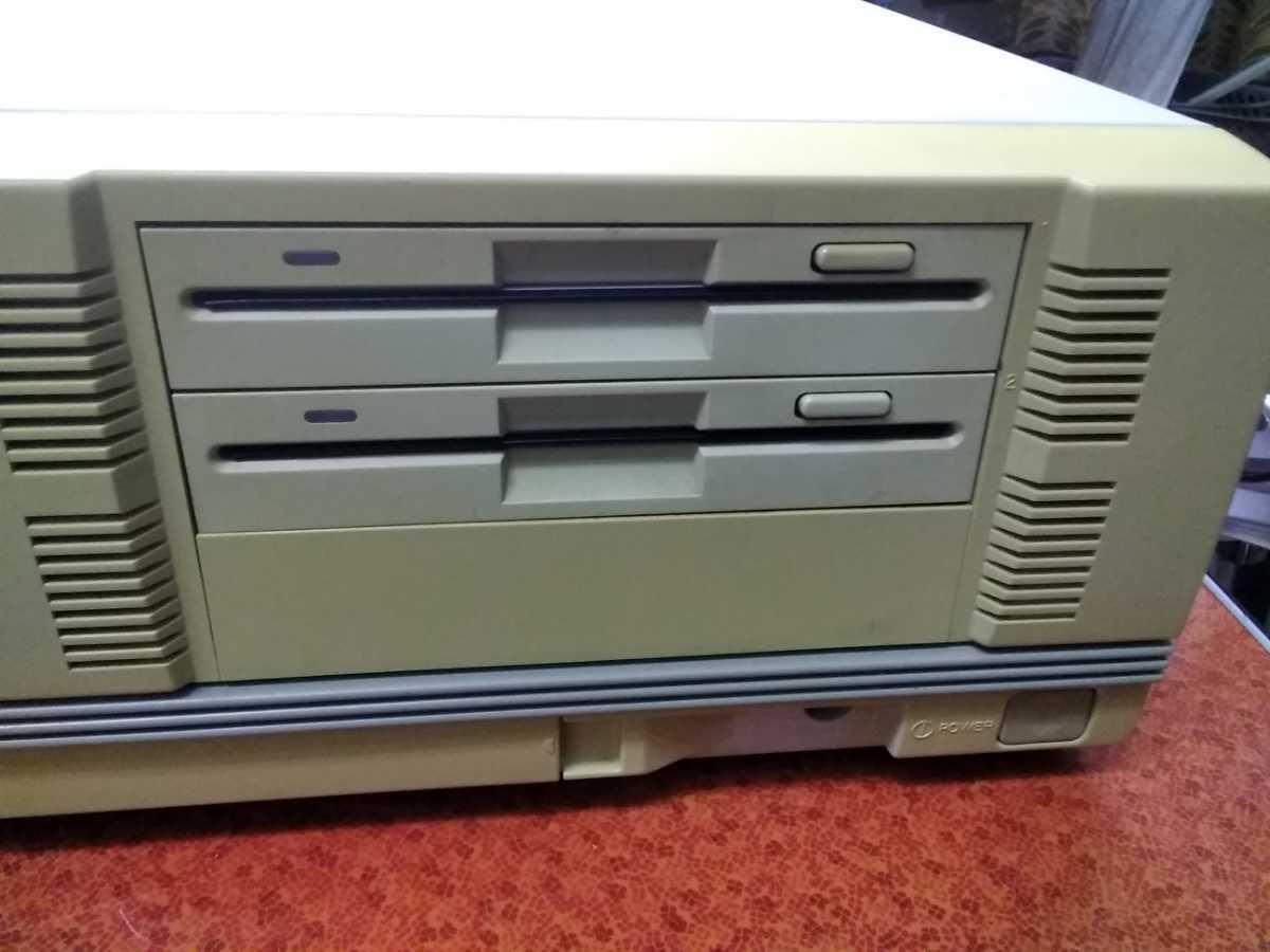 EPSON PC-386GE 実働中古品_画像5