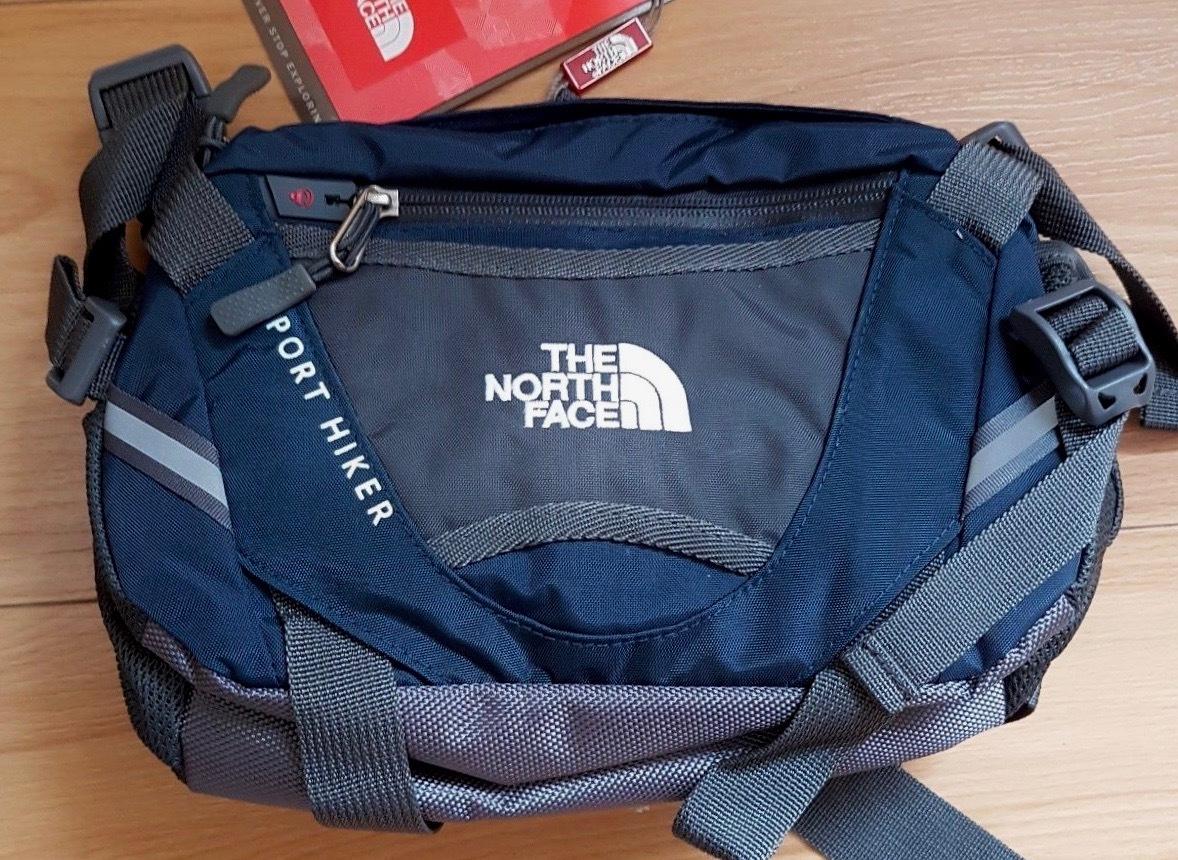 ☆ THE NORTH FACE ウエストバッグ 9リットル 新品未使用 YKK防水ジッパー 国内未販売品