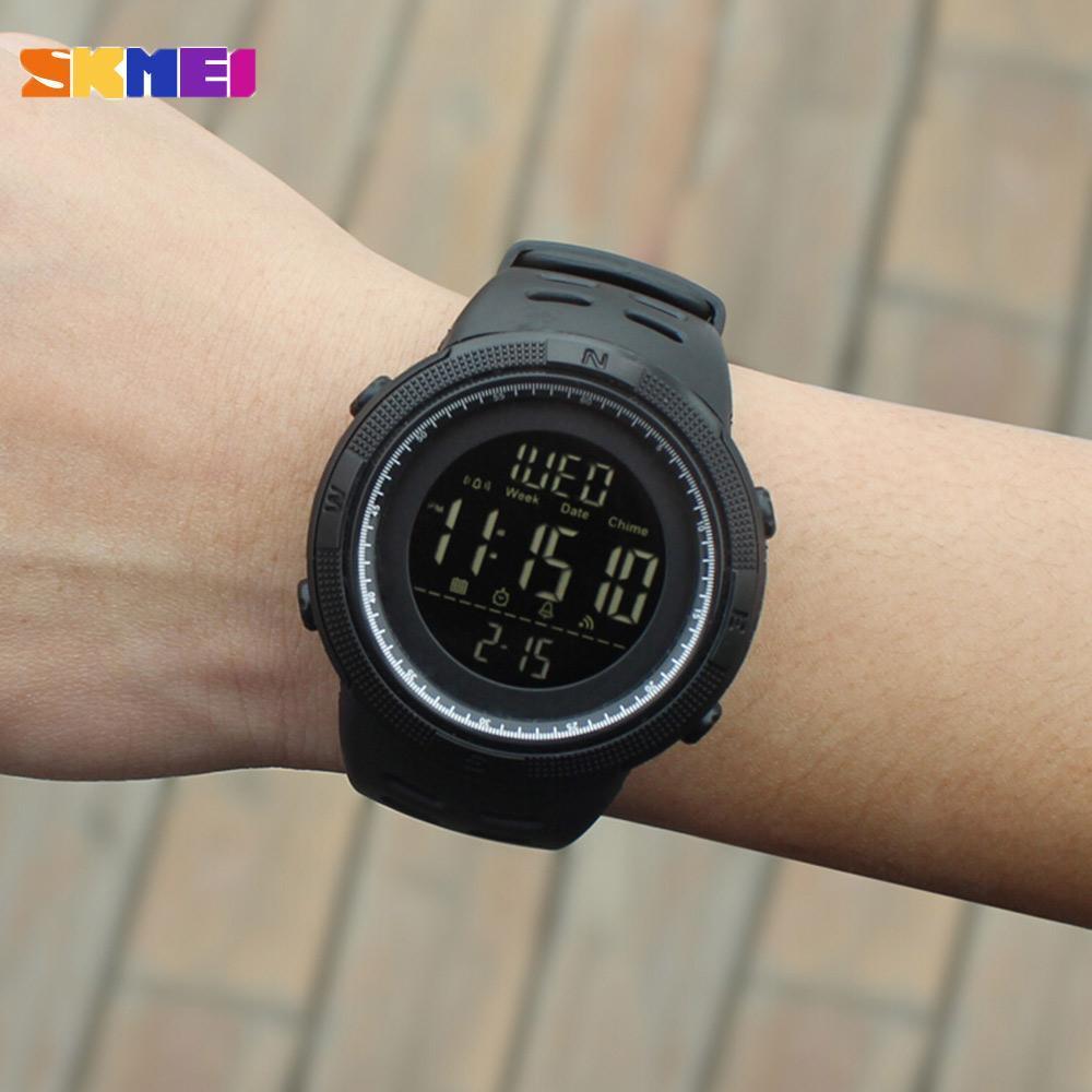 ★★メンズ腕時計 ファッション スポーツ腕時計 多機能防水デジタル腕時計 214_画像5