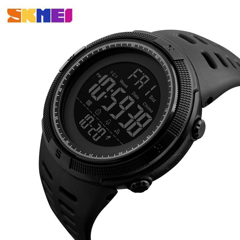★★メンズ腕時計 ファッション スポーツ腕時計 多機能防水デジタル腕時計 214_画像1