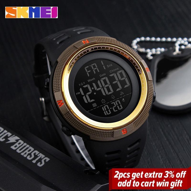★★メンズ腕時計 ファッション スポーツ腕時計 多機能防水デジタル腕時計 214_画像2