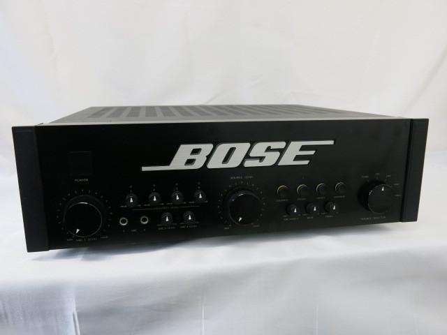 BOSE ボーズ 【4702-Ⅲ】 4チャンネル プリメインアンプ 中古 動作確認済