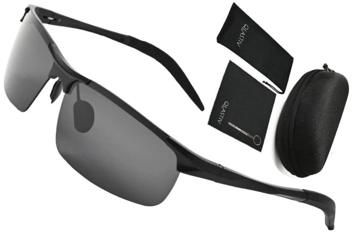 サングラス 偏光レンズ 紫外線カット 軽量 防水