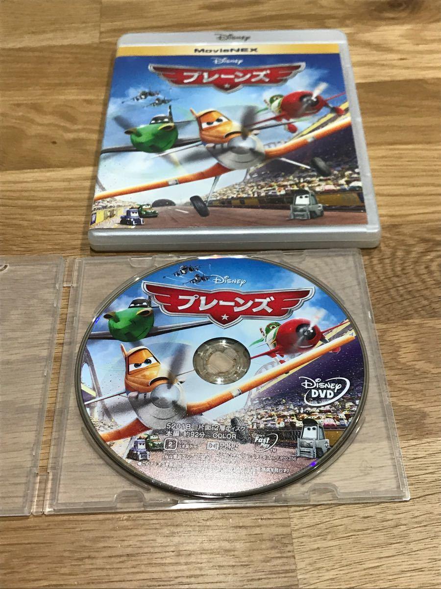 プレーンズ DVD MovieNEX