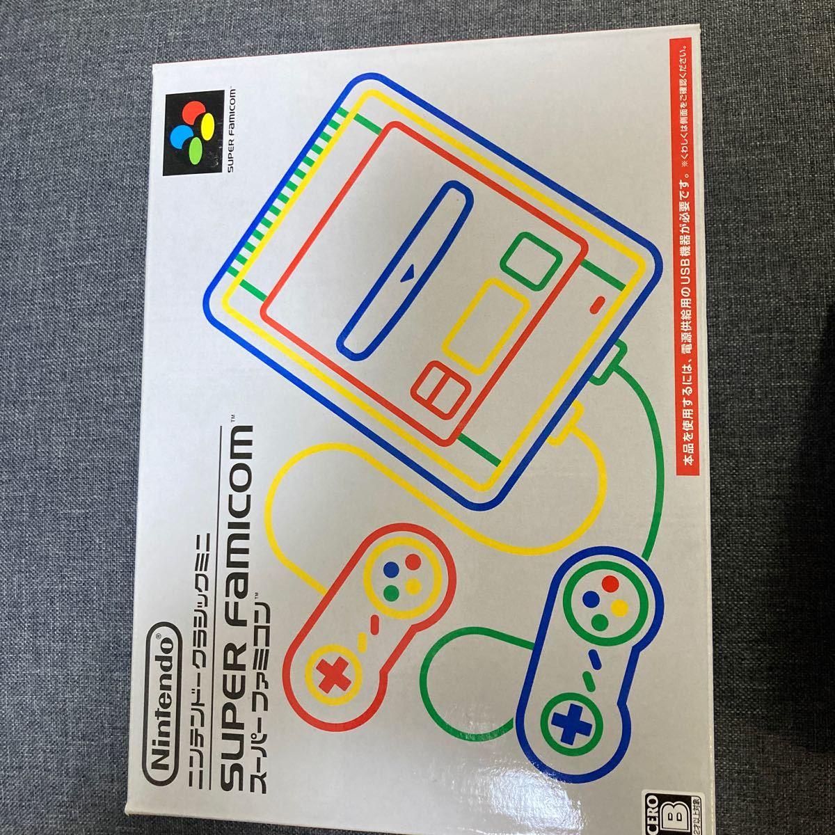 ニンテンドークラシックミニスーパーファミコン 任天堂 スーパーファミコン  Nintendo