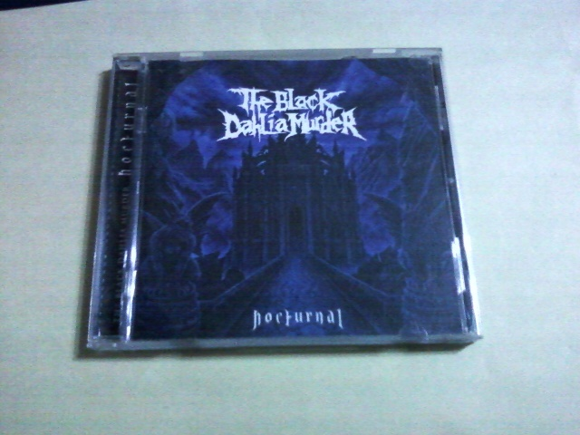 The Black Dahlia Murder - Nocturnal☆Arsis Burn in Silence Despised Icon At the Gates Wretched Alterbeast