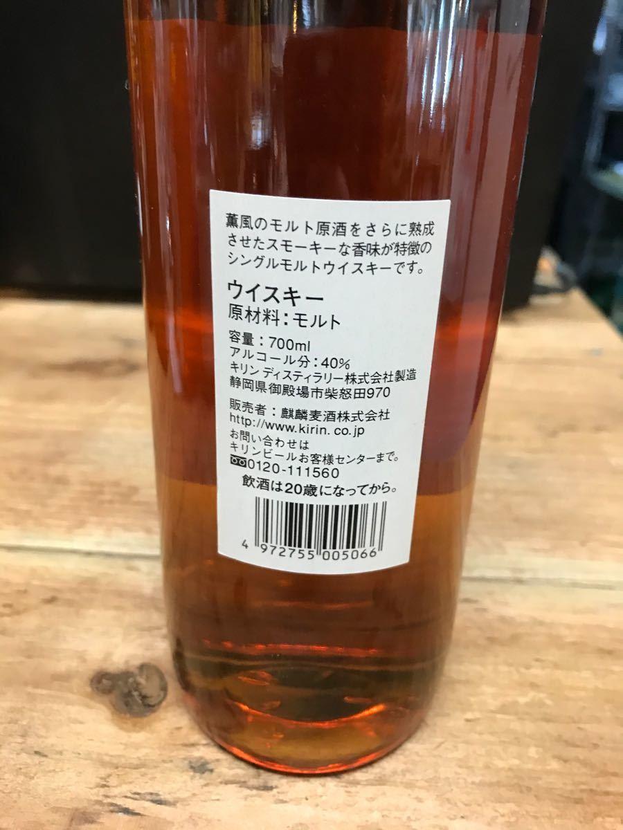 シングルモルトウイスキー薫風 富士御殿場蒸溜所700ml