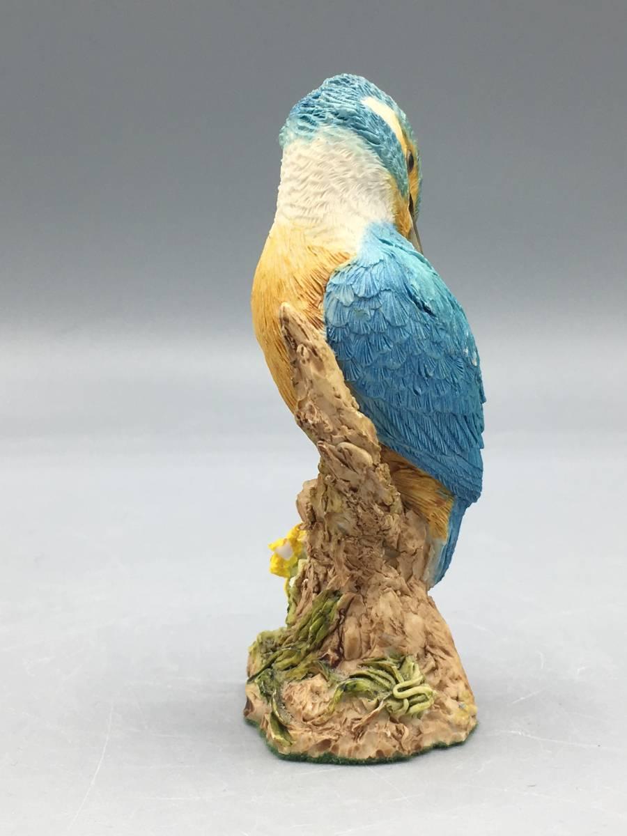カワセミ 鳥 フィギュリン_画像4