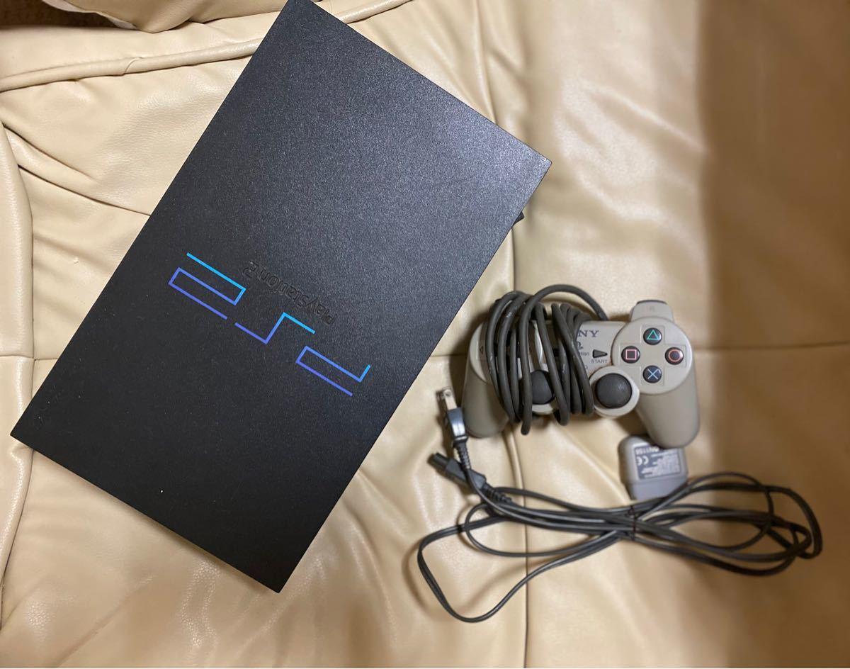 プレイステーション2 PlayStation2 本体&コントローラー