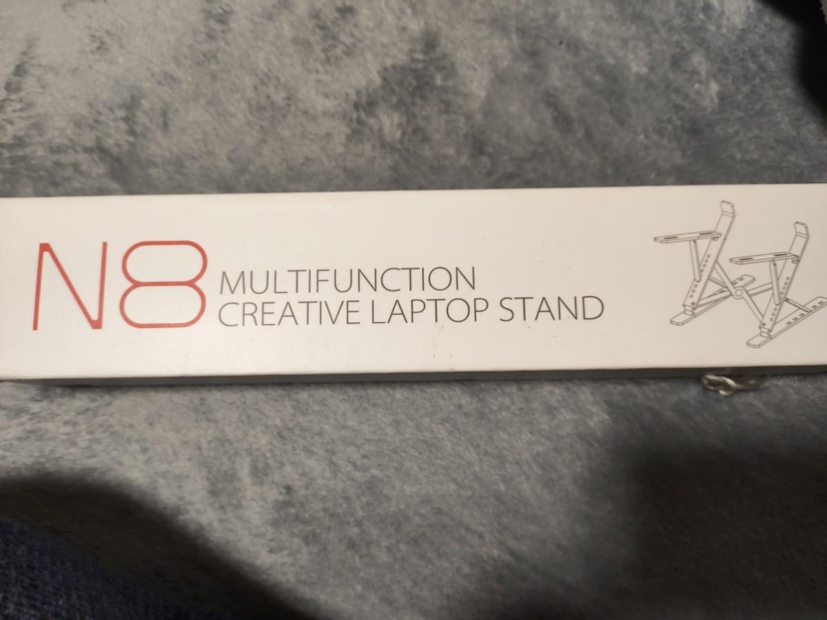 ノートパソコンスタンド MacBook 折りたたみ式 PCスタンド ノートPC 腰痛対策