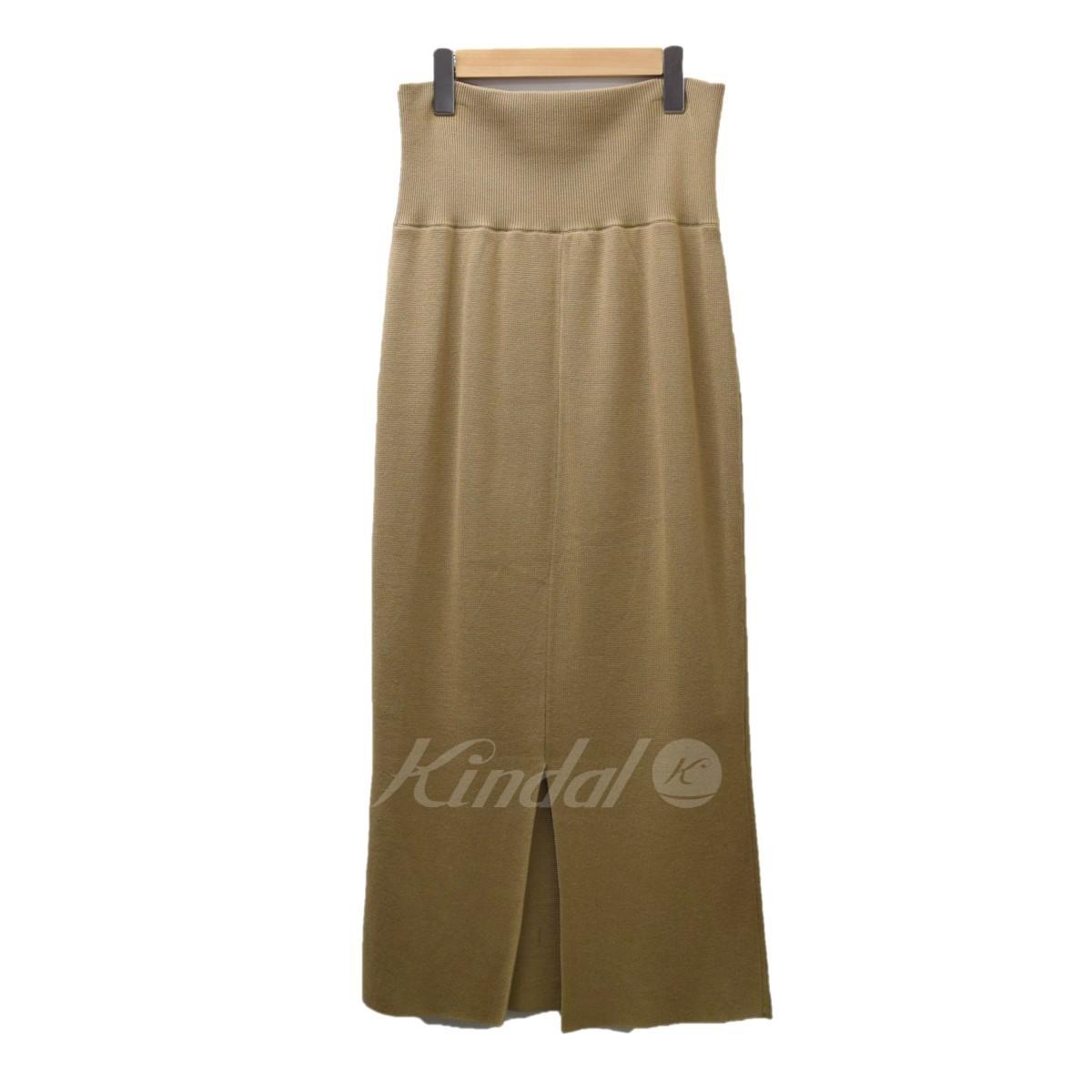 エブリデイアイライク Everyday I Like  ハーフミラノニットスカート 商品番号:8068000055668_画像2