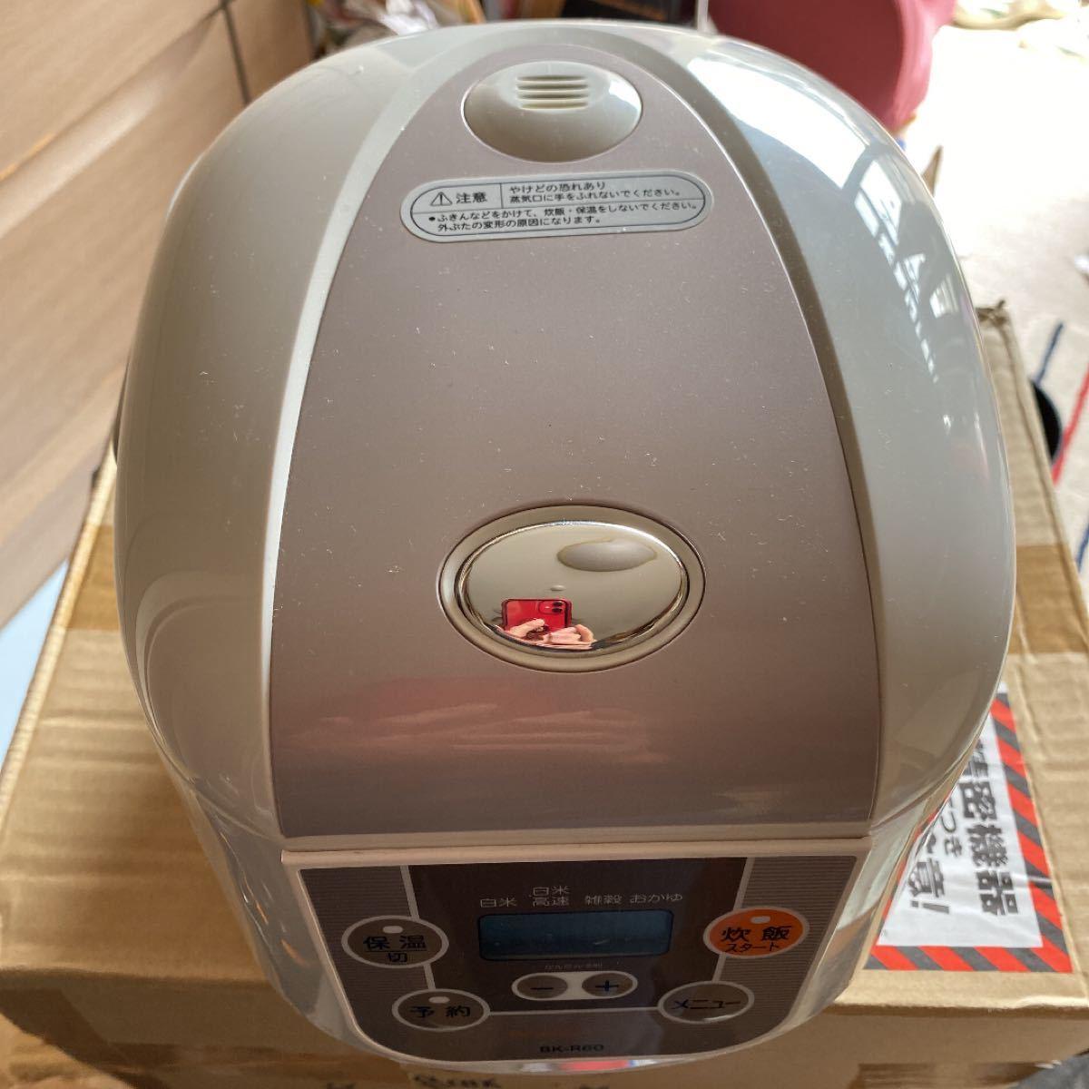 炊飯器 シー・シー・ピー3合16年製