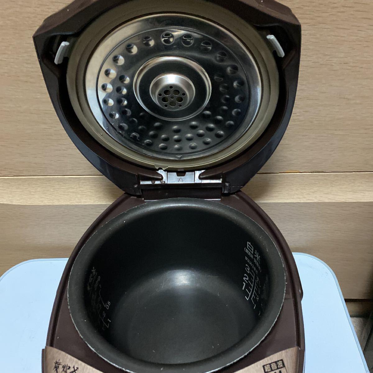 三菱超音波炭炊釜3合