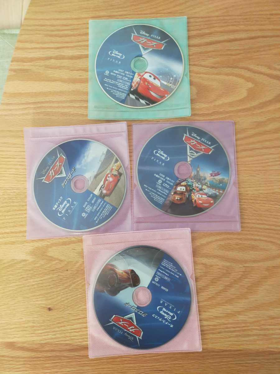 専用出品 ディズニー BluRay 3点セット 国内正規品 未再生 タイトル変更自由 画像2枚目参照