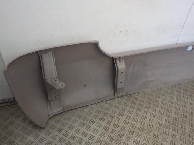 美品 B40 B50 トヨタ コースター 日野 リエッセ2 マイクロバス リアバンパー 鉄製 ベージュ 塗装 即決_画像8