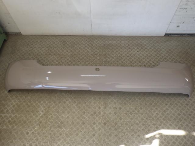 美品 B40 B50 トヨタ コースター 日野 リエッセ2 マイクロバス リアバンパー 鉄製 ベージュ 塗装 即決_画像1