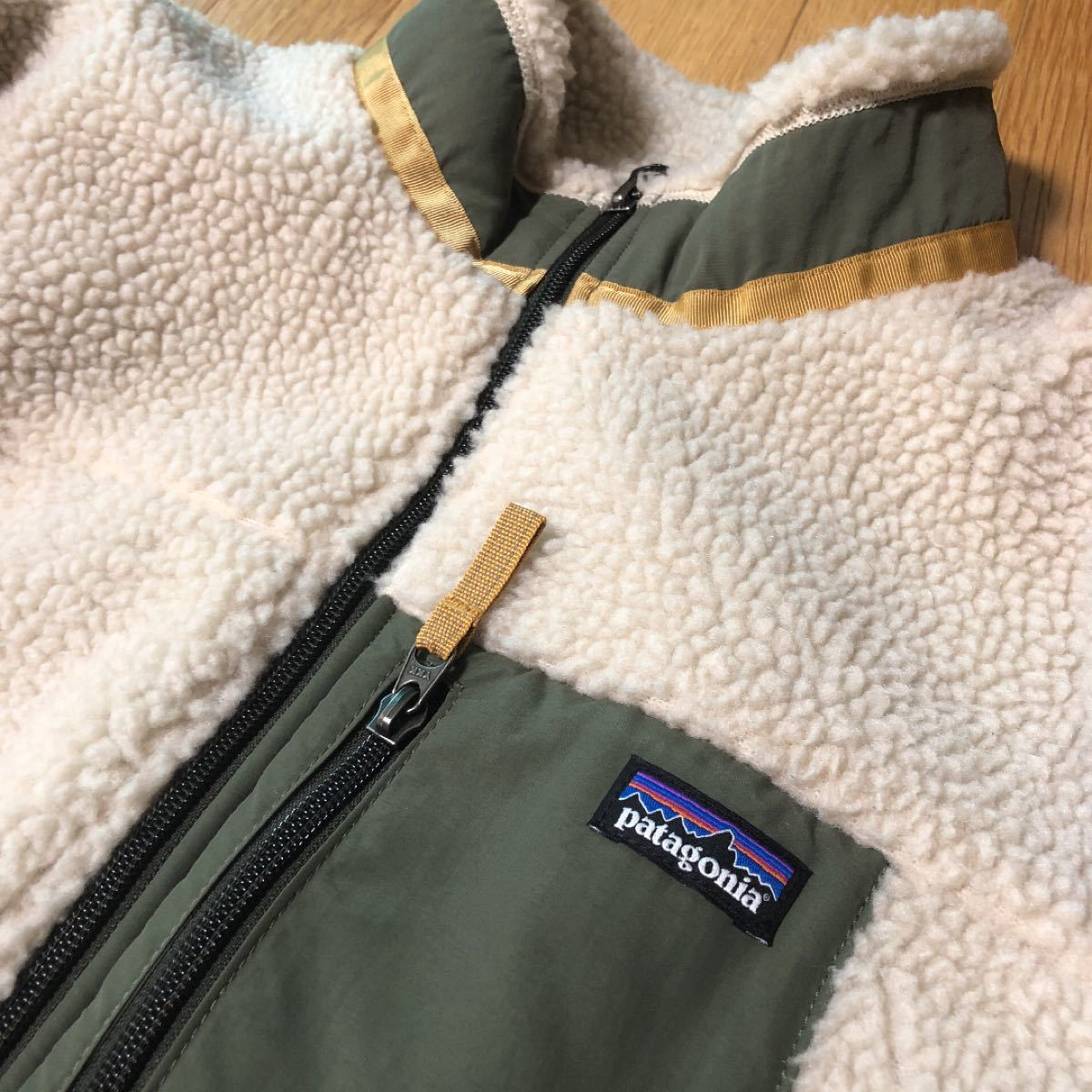 patagonia パタゴニア フリースジャケット レトロX