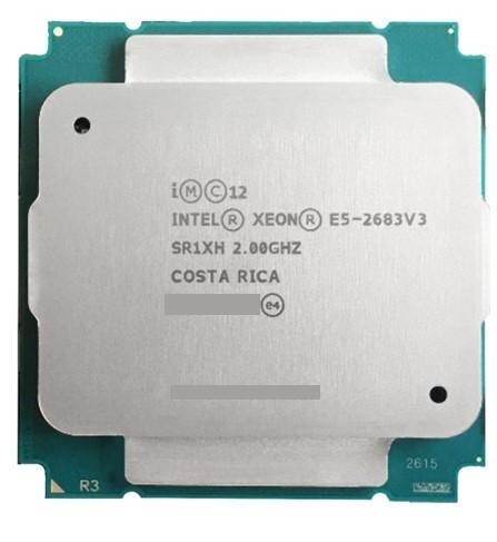 美品Intel xeon E5-2683V3■ 正規完動品@送料無料■_画像1