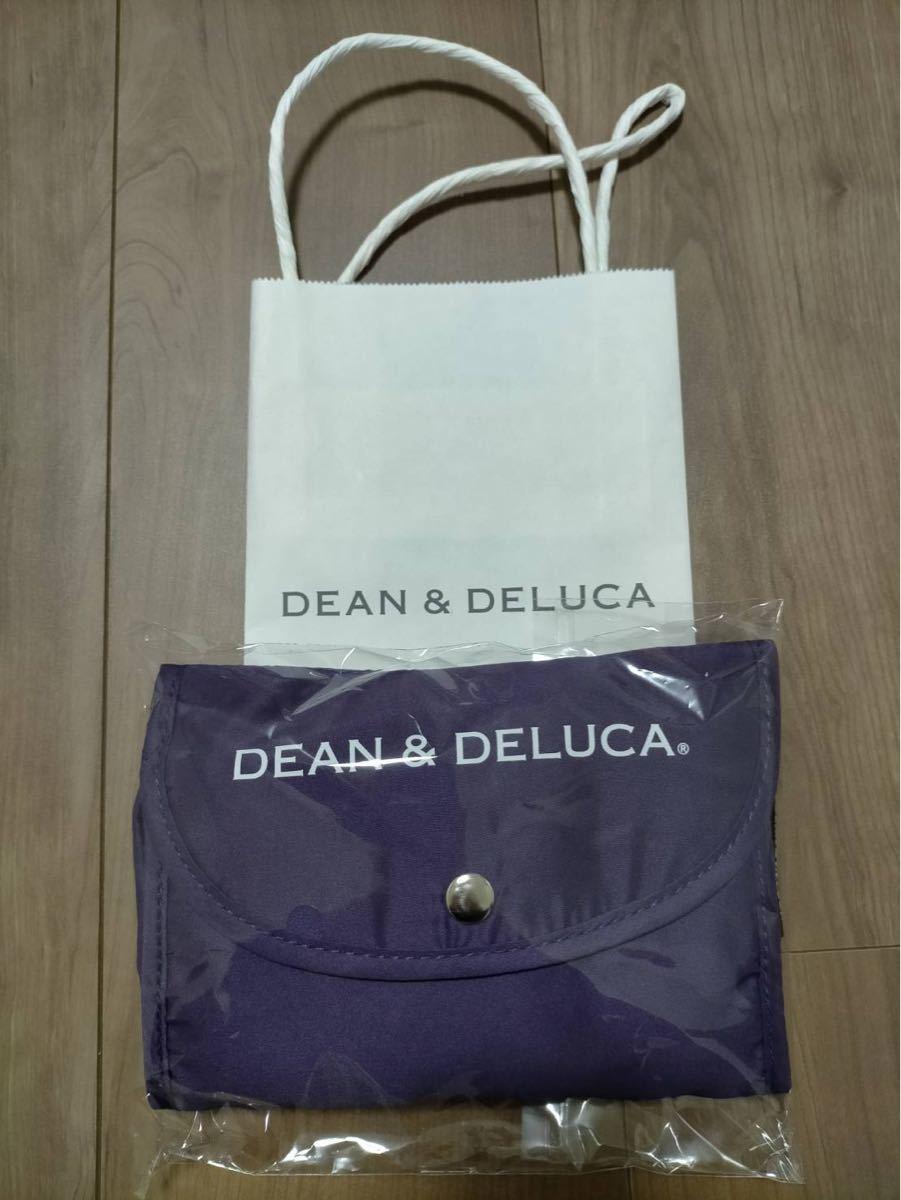 DEAN&DELUCA ディーン&デルーカ エコバッグ京都限定 紫色 パープル 未開封