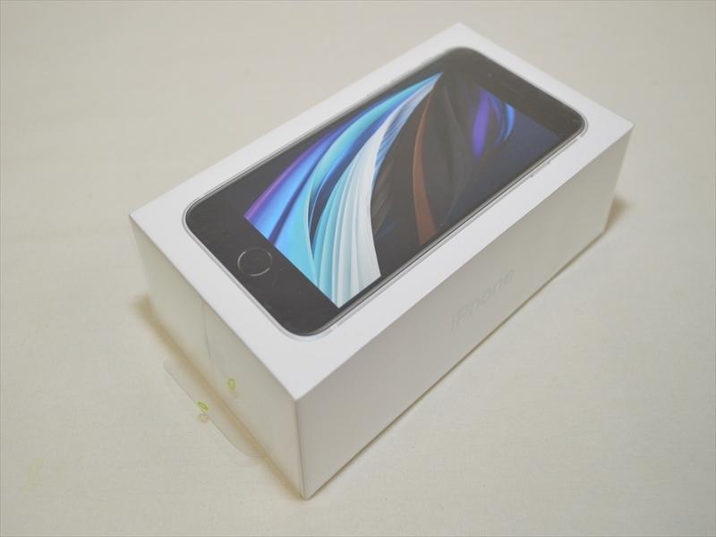 新品未開封 SIMフリー iPhoneSE 第2世代 64GB ホワイト MX9T2J/A 【Appleサポートあり】 20697_画像2