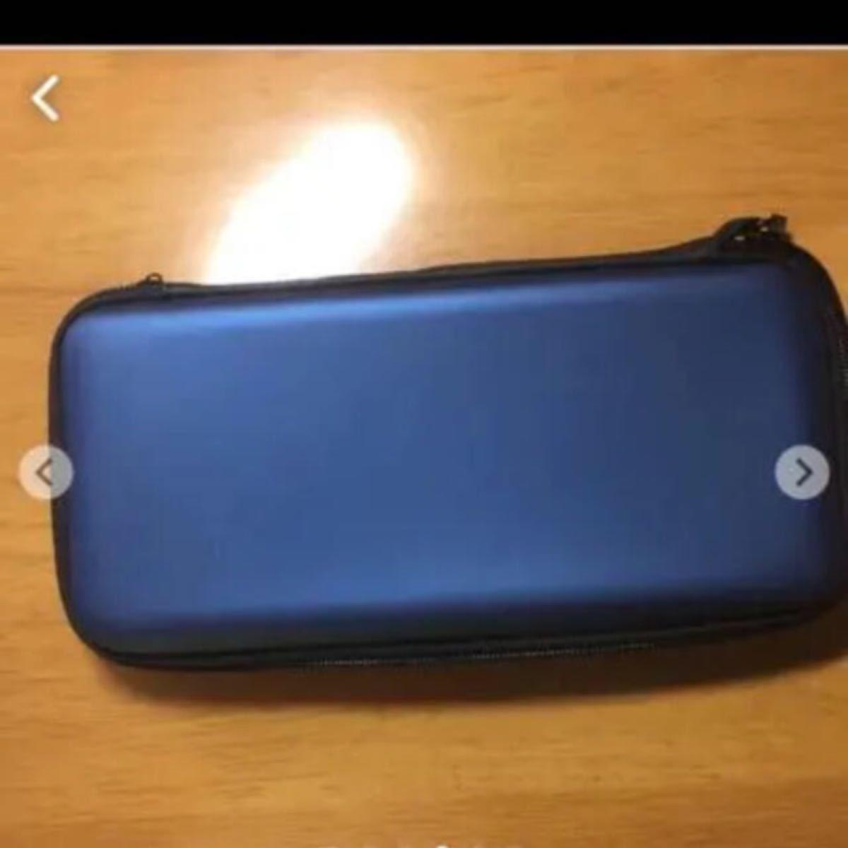 スイッチケース 紺色 Nintendo Switch Switch Lite