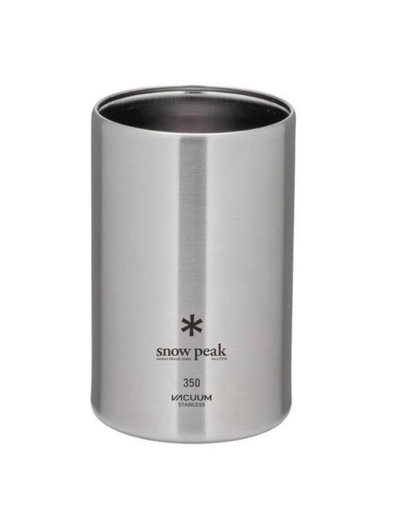 スノーピーク snow peak 缶クーラー350 TW-355 マグカップ