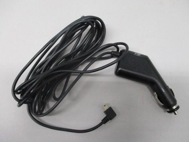 ドライブレコーダー ユピテル 【 DRY-mini1 】1.4インチTFT液晶 超コンパクト シガーアダプタ SDカード欠品 ドラレコ 中古品_画像10