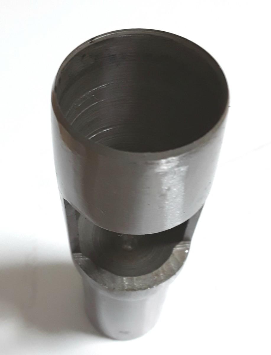 丸型ポンチ 30mm  抜き型 レザークラフト道具