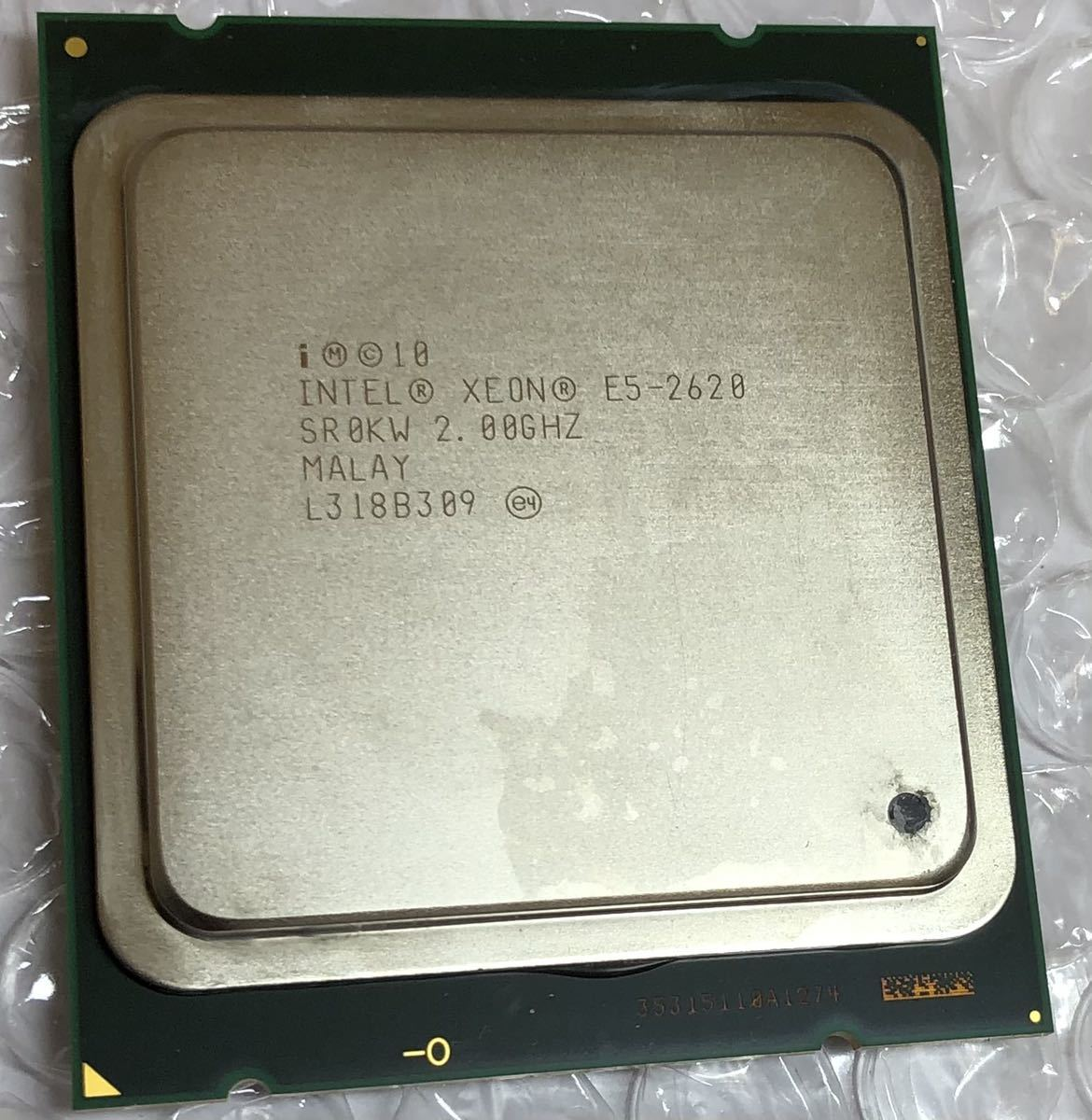 Intel Xeon E5-2620_画像1