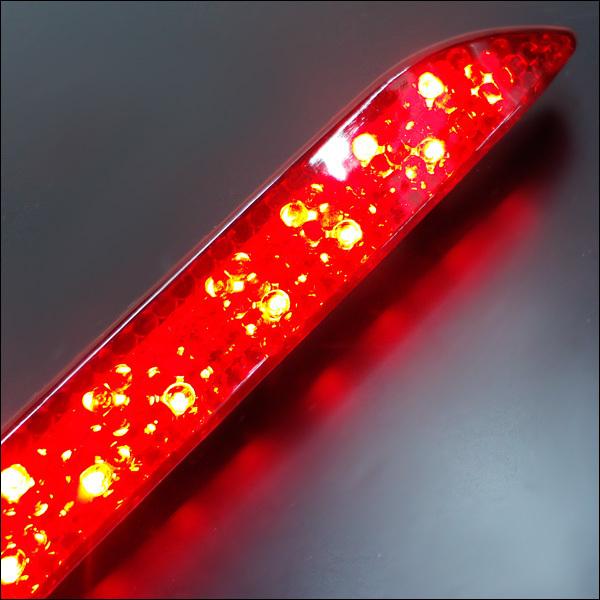LED リフレクター 左右セット トヨタ 汎用 トリプルアクション 流れるウインカー (D2) メール便/21д_画像9