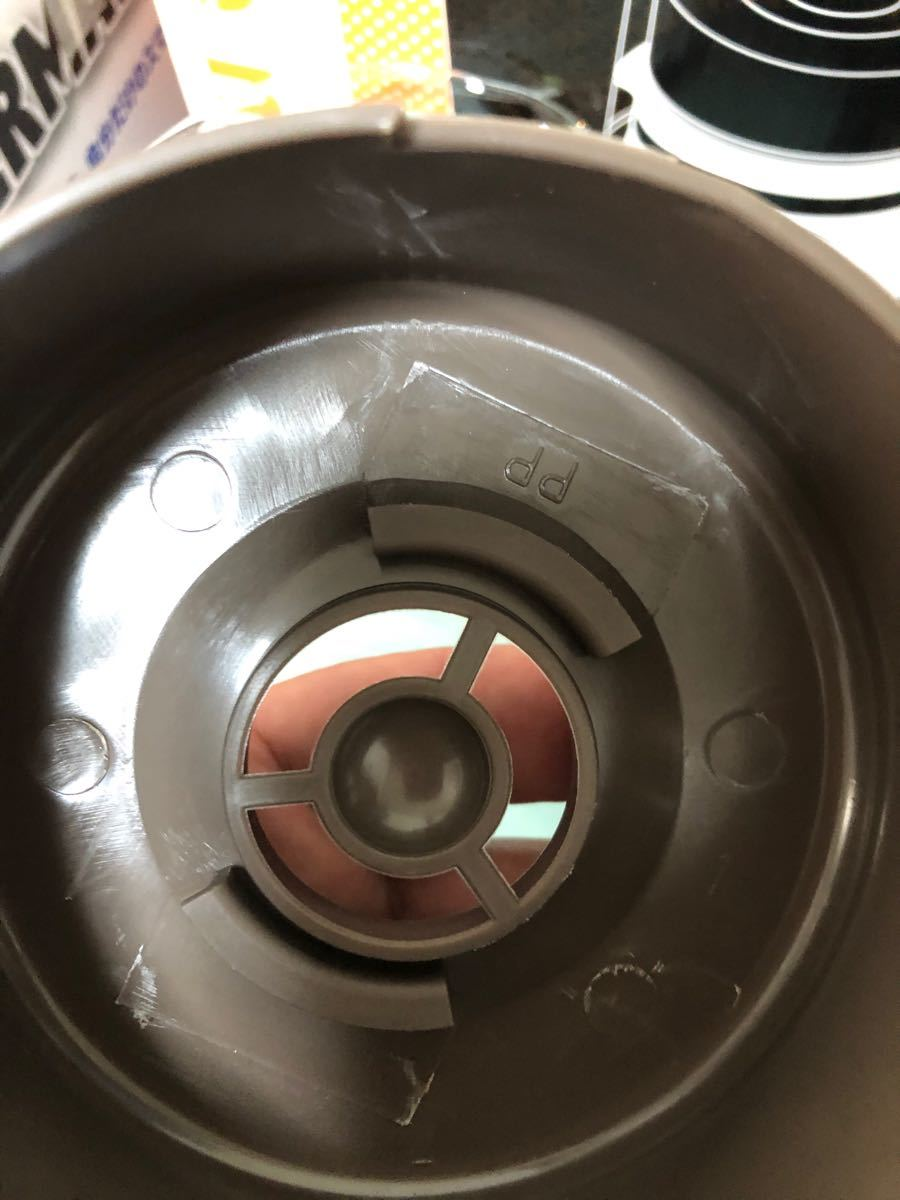未使用 Swift SK -1912A  5杯用 0.6L.  コーヒーメーカー