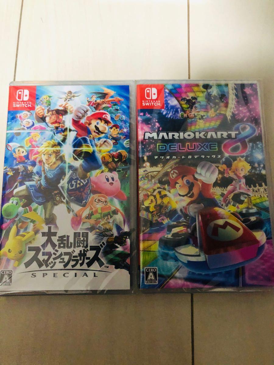 マリオカート8デラックス スマブラ Nintendo Switch Switch 任天堂Switch