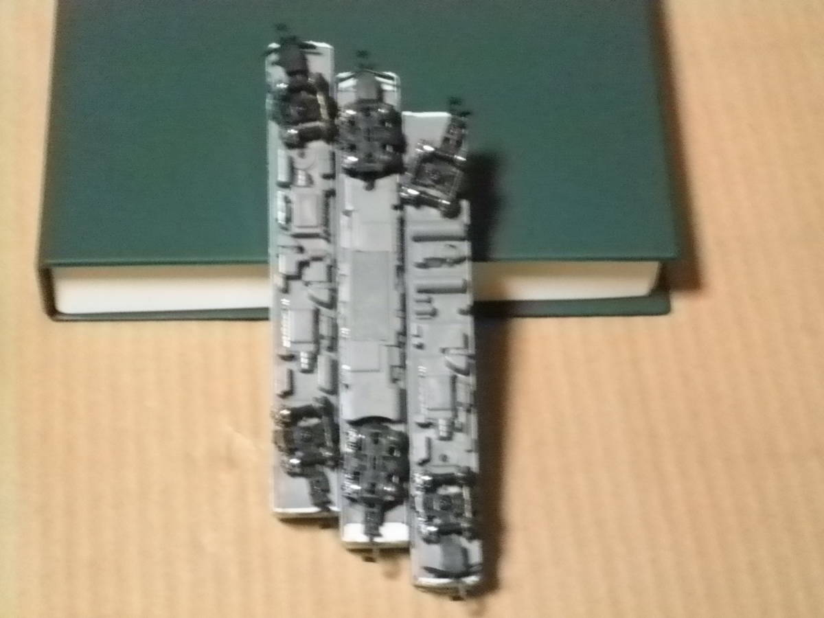 KATO製 キハ58系 急行形気動車(新潟色) 3両セット 中古品 _画像7