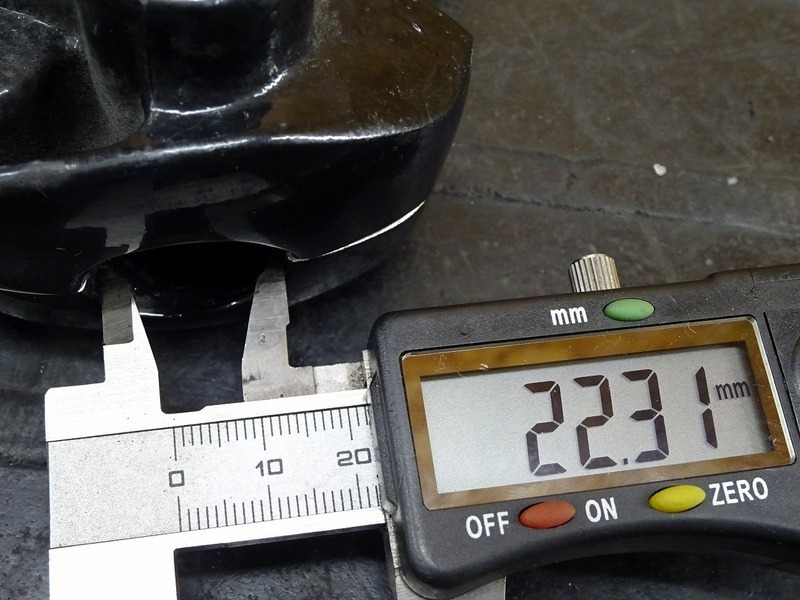 【210318】XG750 ストリート '17◇ ハンドルポスト ハンドルライザー 【ハーレー_画像8