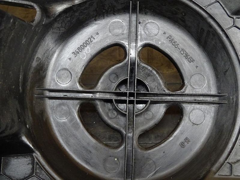 【210318】XG750 ストリート '17■ スプロケットカバー スプロケカバー エンジンカバー左 ※エンジンパーツ 【ハーレー_画像6